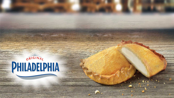 New ZORBAS Cheese pie with Philadelphia