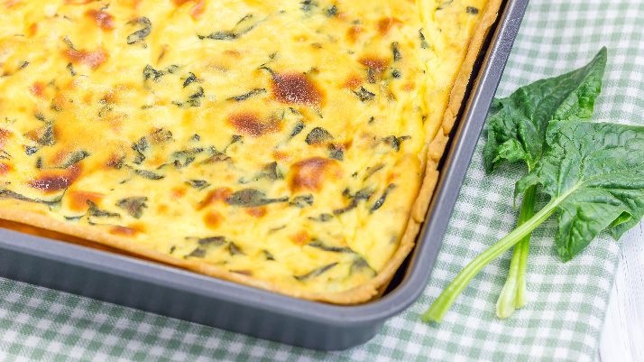 Spinach pie - 7 Properties you are probably unaware of