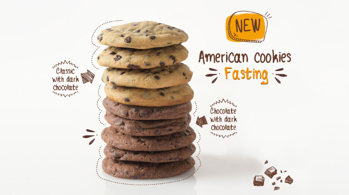 New American Cookies fasting!