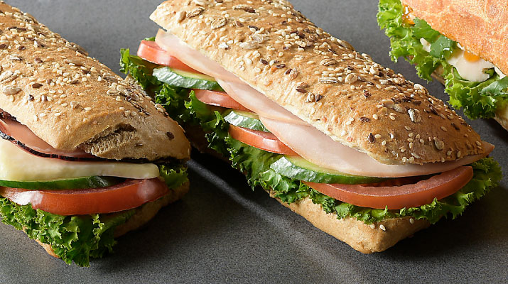 Discover our new sandwiches!