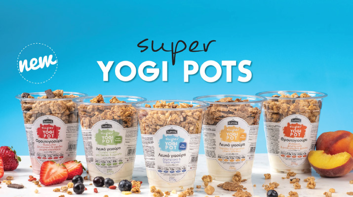 Super Yogi pots: New on-the-go pleasure